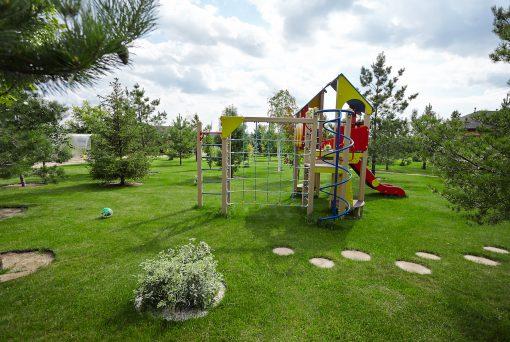 Пример детской площадки