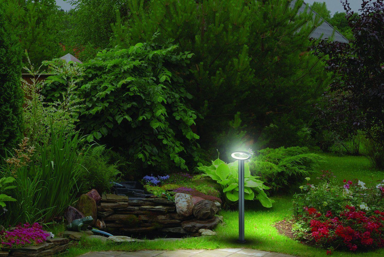 Ландшафтное освещение участка: типы, способы создания, нюансы